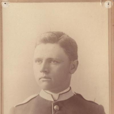 E.P. McGillicuddy, Montgomery Guards