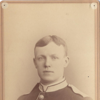 Frank E. Welch, Corporal - Montgomery Guards