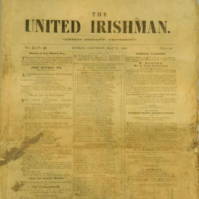 United Irishman Vol I - No 16 - 1848.05.27