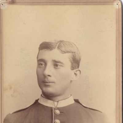 John A Conway - Montgomery Guards